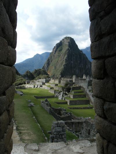ペルーは地球の裏だった 四