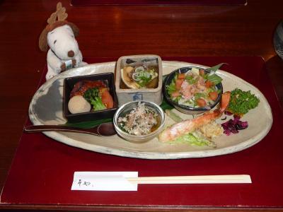 グルメ記◆和食のお店 『そや』でランチ(京都府京田辺市)