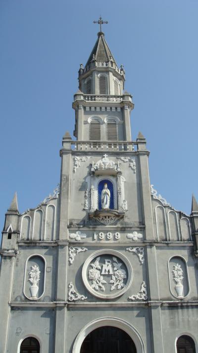 ホンガイ教会・・・ハロン湾ホンガイ地区