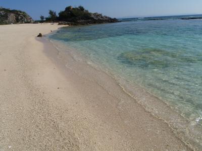 2008年12月沖縄旅行 その2 伊是名島