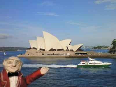 航海日記 シドニー