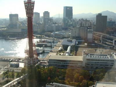 スタッフの質感はかなり高いホテルオークラ神戸です