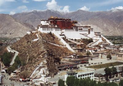 チベットの旅(2)~ラサ2~