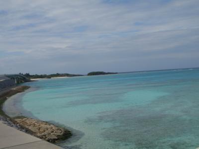 2008年12月沖縄旅行 その3 伊平屋島  & 野甫島