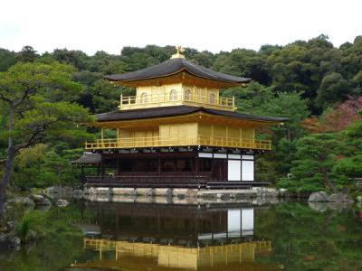 京都府・秋のぶらり旅3-1(金閣寺編)