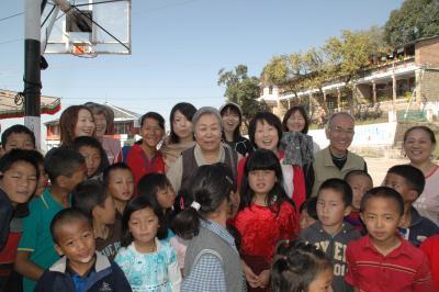 2008ダラムサラ紀行(3)チベット子供村