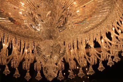 恵比寿ガーデンプレイス 『Baccarat ETERNAL LIGHTS −歓びのかたち−』2008