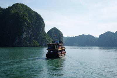ベトナム縦断1800km 3都巡り 【5】 ~ハノイ・ハロン湾 篇