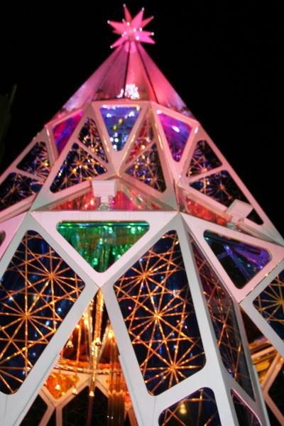 Christmas Illuminations and Decorations in Tokyo Midtwon