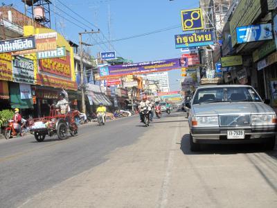 2008年11月タイ