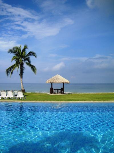 【マレーシアビーチ】ココロ、ほぐれてくル~♪パンコール。