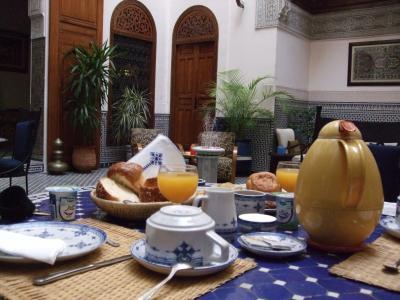パリ・モロッコ・スペインそしてロンドン周遊の旅 16 -フェズのリヤド・ザマネ その2