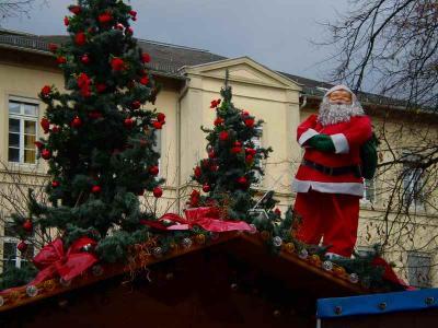 ドイツクリスマス市を巡る旅  ハイデルベルクのクリスマス市