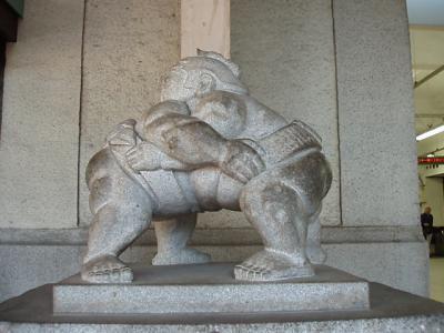 江戸東京紀行(国技館通りを歩く、とことん両国の巻)