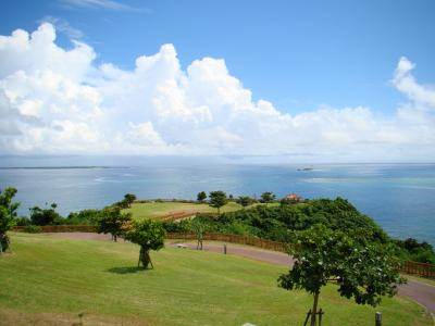 2008年10月 まだ夏の沖縄へ-19 知念岬公園~あざまサンサンビーチ
