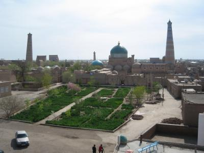 中央アジア5か国周遊ーウズベキスタン・ヒヴァ