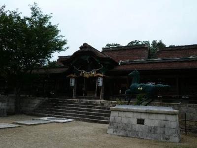 斑鳩寺・賀茂神社「播磨山陽道・龍野の旅 その4」