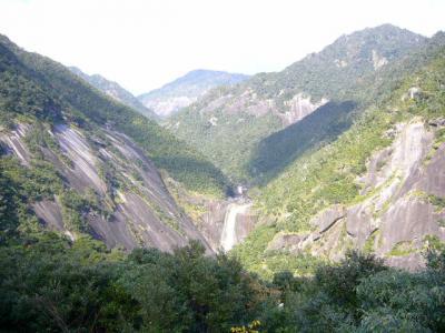 屋久島の旅その5・・・千尋の滝