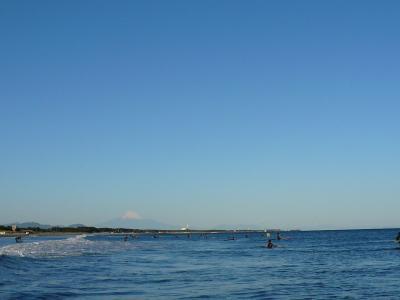 '08サーフィン納め