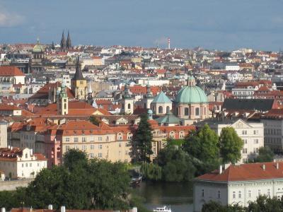 チェコ・オーストリア音楽の街めぐり1 プラハ