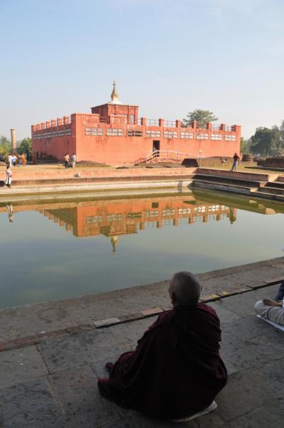 天上天下の国 ネパール 8 釈迦の誕生地 ルンビニ