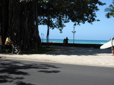 2008年ハワイ旅行記第2話。