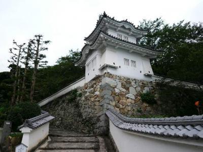 龍野城「播磨山陽道・龍野の旅 その5」