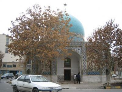 女一人、イランで年越し:マシュハド編