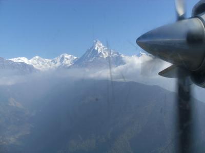 MDSAの拠点・・ネパール、ムスタン(ジョムソン)を訪ねて・・・01