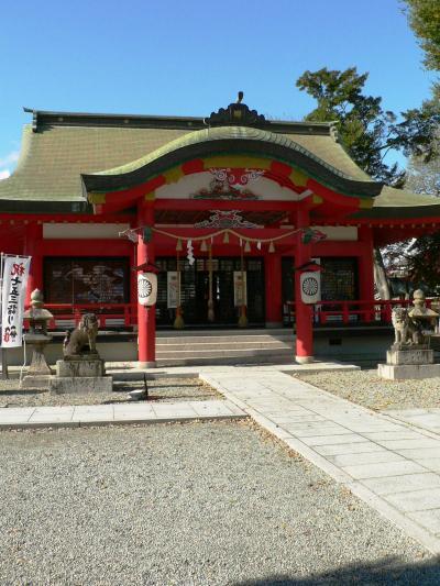 日本の旅 関西を歩く 池田市の呉服神社(くれはじんじゃ)