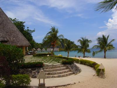 フィリピン・アプリット島 / 旅行記 Club Noah Isabelle Resort