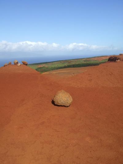 ハワイ・ラナイ島訪問記(1) 2009年1月