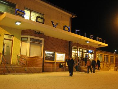 フィンランドで迎える新年 【3】ロヴァニエミ
