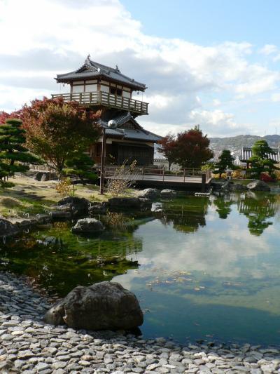 日本の旅 関西を歩く 大阪・池田市の池田城跡