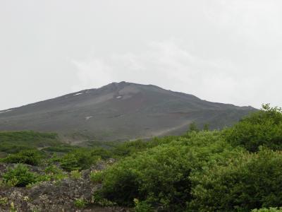 富士山に登頂