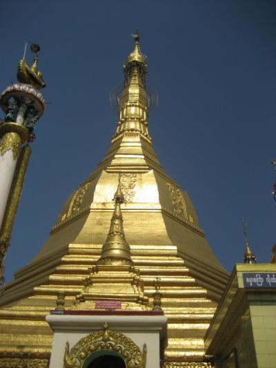 ミンガラーパー!2008年末に行ってきましたミャンマー。?(ヤンゴン、マンダレー編)