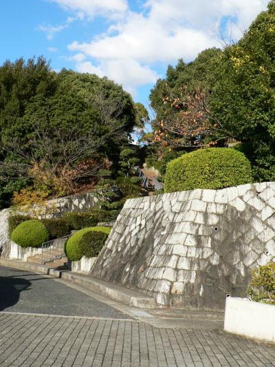 日本の旅 関西を歩く 池田市の歴史民族資料館と「星の宮」周辺