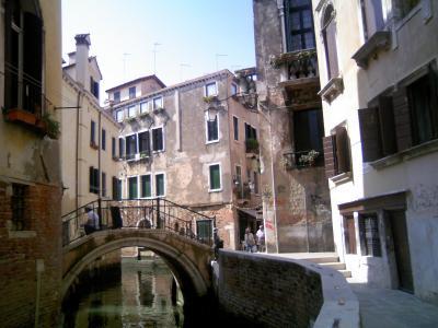 日本追放記12  イタリア入国 ヴェネツィア