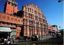 インドのゴールデントライアングルのツアー