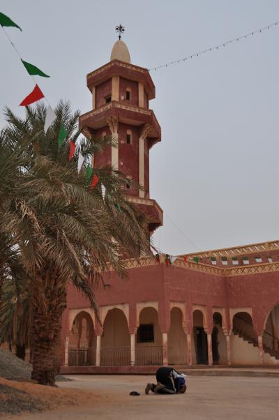 2008冬マグレブ旅行Vol.9~アルジェリア・赤い町ティミムーン
