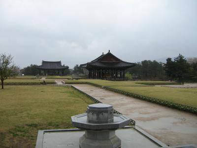 ☆雨の韓国 寺めぐり