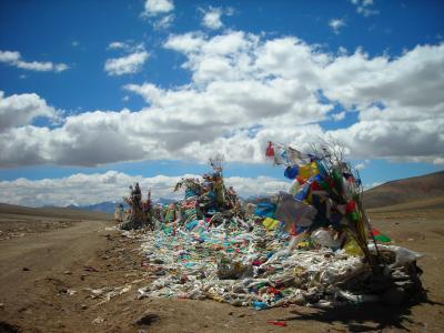 チベットの湖研究