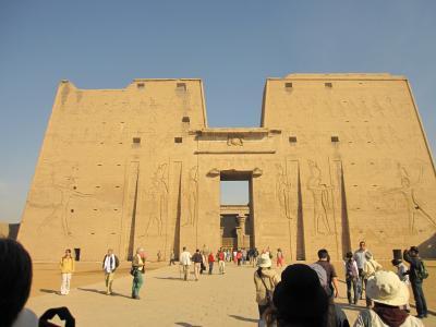 エジプト旅行記2009  はじめての1人海外。 その3 ~アスワン~