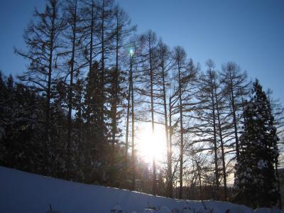 2009初滑り~北志賀竜王へ