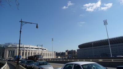 ニューヨーク⇔キーウエスト レンタカー単独往復縦走 その10 マンハッタン島をレンタカーで爆走