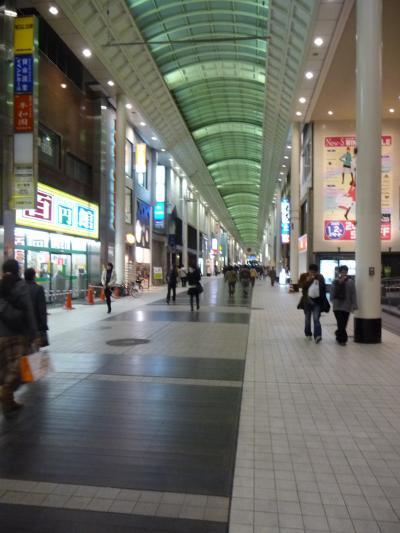 熊本市内滞在記◆2008最後の旅行は九州の滝めぐり【その16】