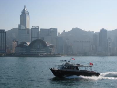 年越し香港 4