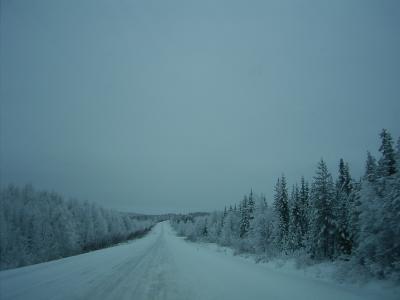 冬の北欧旅行記9 ロヴァニエミ1