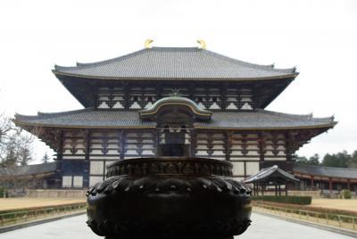奈良 東大寺へ~