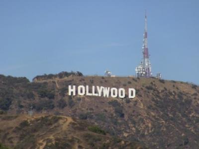 ロサンゼルス1泊2日旅行 *** DAY1
